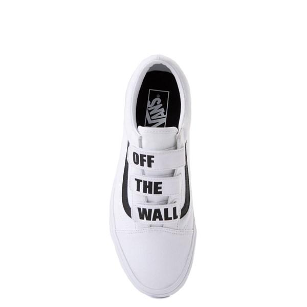 alternate view Vans Old Skool OTW Skate Shoe - White / BlackALT4B
