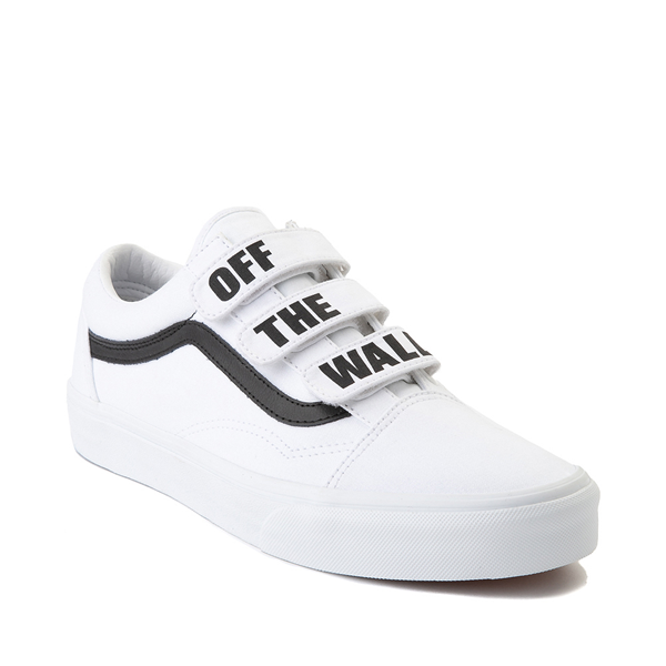 alternate view Vans Old Skool OTW Skate Shoe - White / BlackALT5