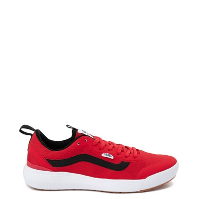 Main view of Vans UltraRange Exo Sneaker - Red / Black