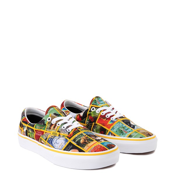 alternate view Vans x National Geographic Era Covers Skate Shoe - MulticolorALT1