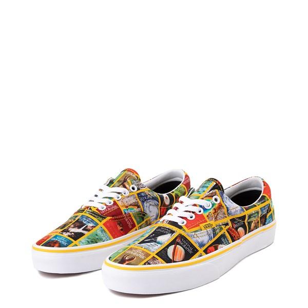 alternate view Vans x National Geographic Era Covers Skate Shoe - MulticolorALT3
