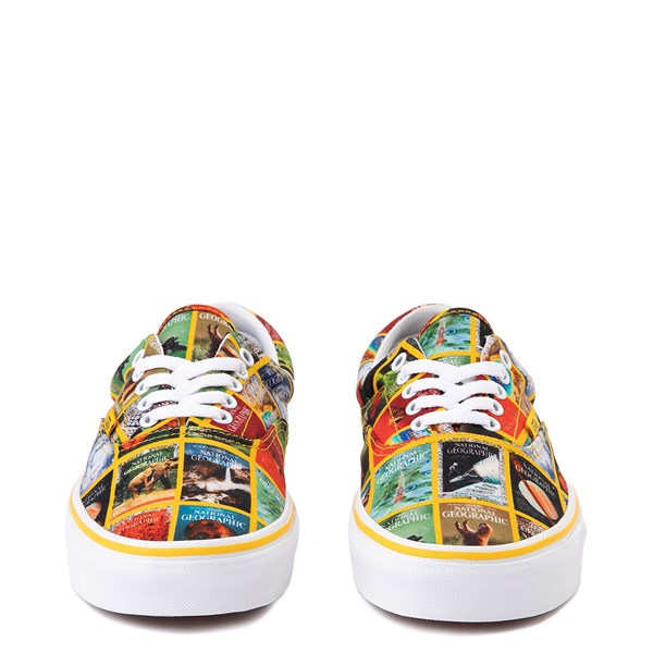 alternate view Vans x National Geographic Era Covers Skate Shoe - MulticolorALT4