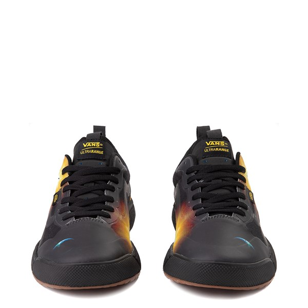 alternate view Vans x National Geographic UltraRange Exo Space Skate Shoe - BlackALT4