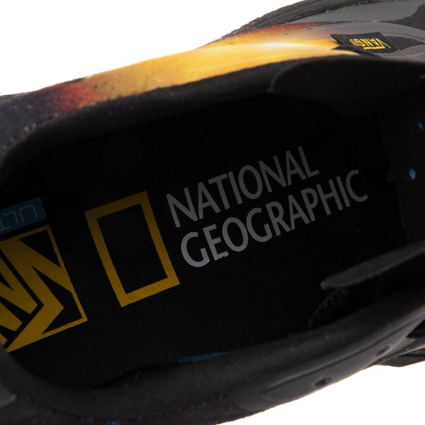 alternate view Vans x National Geographic UltraRange Exo Space Skate Shoe - BlackALT8