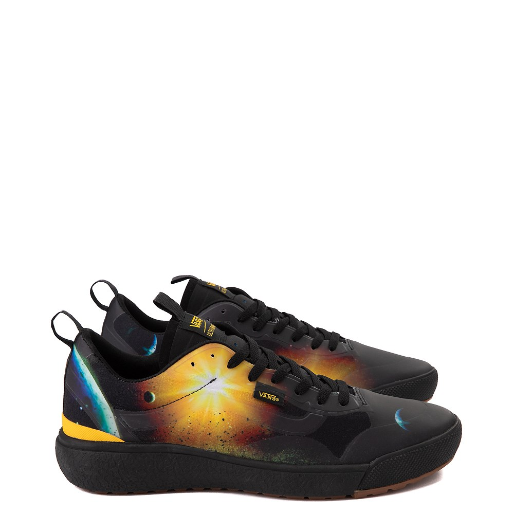 Vans x National Geographic UltraRange Exo Space Skate Shoe - Black