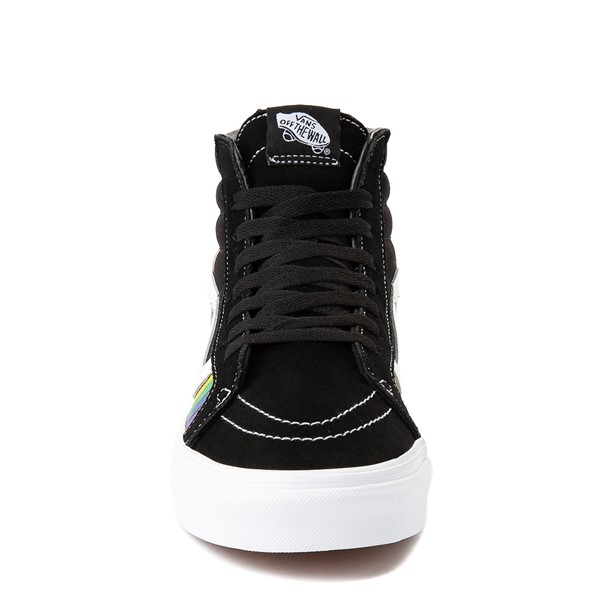 alternate view Vans Refract Sk8 Hi Reissue Skate Shoe - Black / MultiALT4