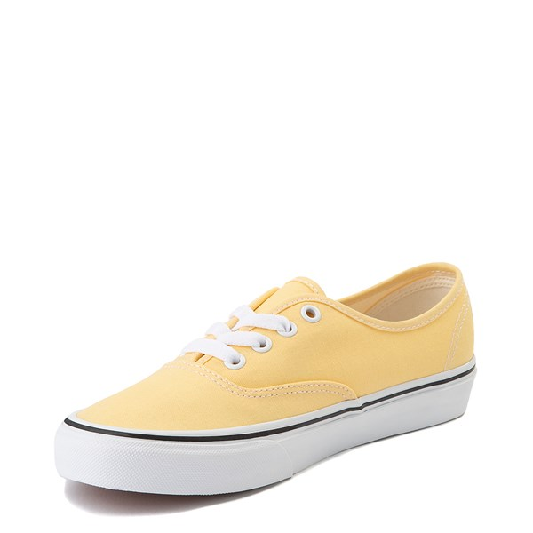 alternate view Vans Authentic Skate Shoe - Golden HazeALT3