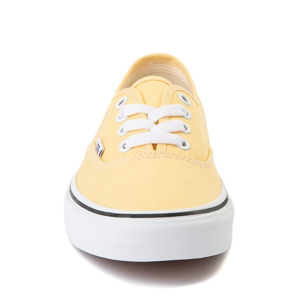 alternate view Vans Authentic Skate Shoe - Golden HazeALT4