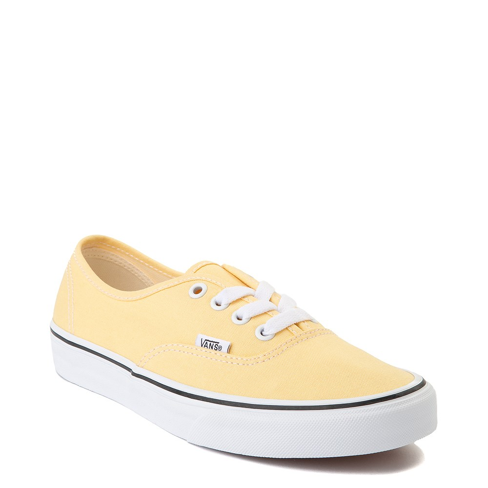 Vans Authentic Skate Shoe - Golden Haze
