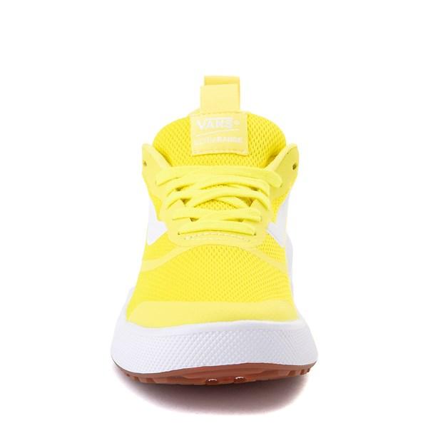 alternate view Vans UltraRange Rapidweld Sneaker - Lemon TonicALT4