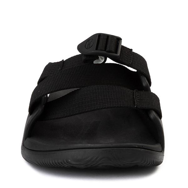 alternate view Mens Chaco Chillos Slide Sandal - BlackALT4