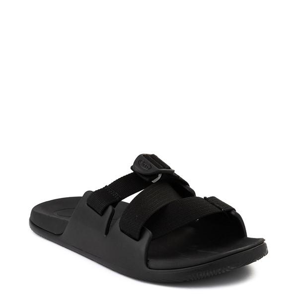 alternate view Mens Chaco Chillos Slide Sandal - BlackALT5