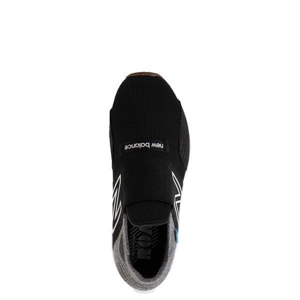 alternate view New Balance Fresh Foam Roav Slip On Athletic Shoe - Little Kid - Black / Light GrayALT4B