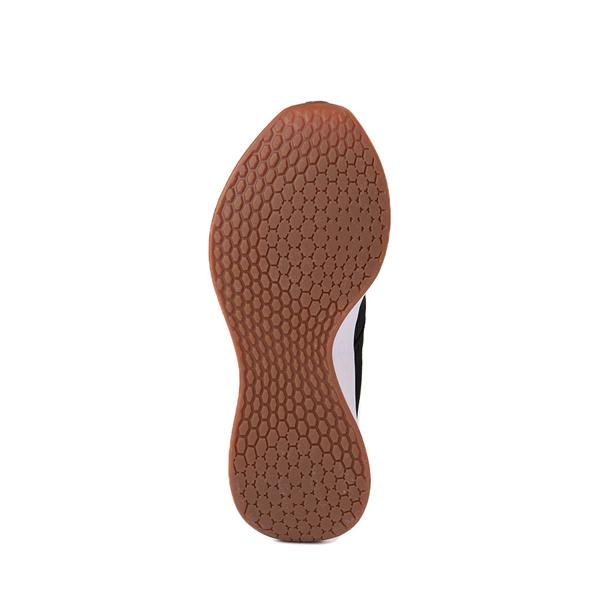 alternate view New Balance Fresh Foam Roav Athletic Shoe - Big Kid - Black / Light GrayALT3