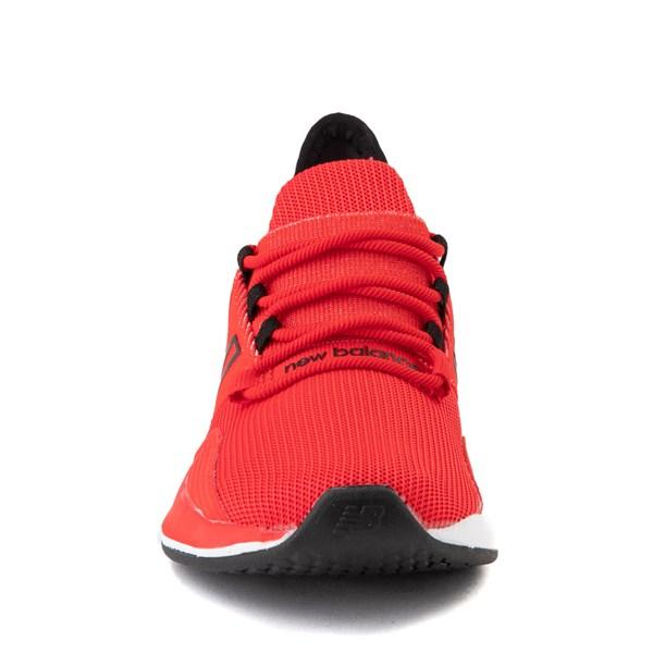 alternate view New Balance Fresh Foam Roav Athletic Shoe - Little Kid - Velocity Red / Magnet BlackALT4