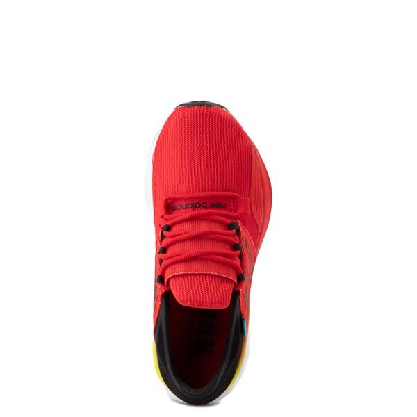 alternate view New Balance Fresh Foam Roav Athletic Shoe - Little Kid - Velocity Red / Magnet BlackALT4B