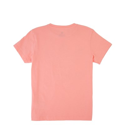 Alternate view of adidas Trefoil Tee - Little Kid / Big Kid - Pink