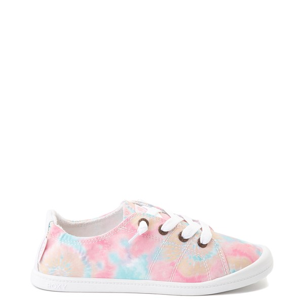 Womens Roxy Bayshore Tie Dye Casual Shoe - Multi