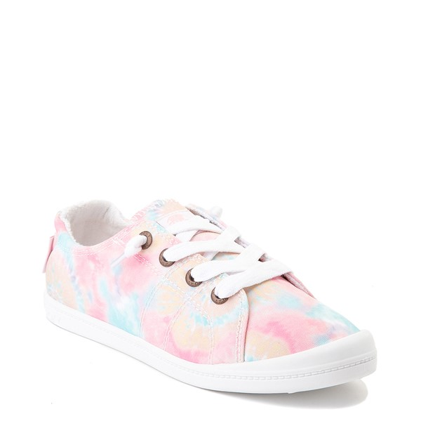 alternate view Womens Roxy Bayshore Tie Dye Casual Shoe - MultiALT5