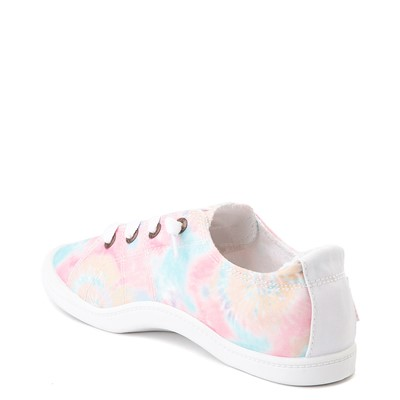 Alternate view of Womens Roxy Bayshore Tie Dye Casual Shoe - Multi