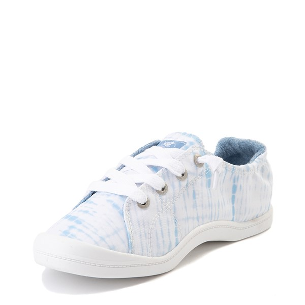 alternate view Womens Roxy Bayshore Tie Dye Casual Shoe - BlueALT2