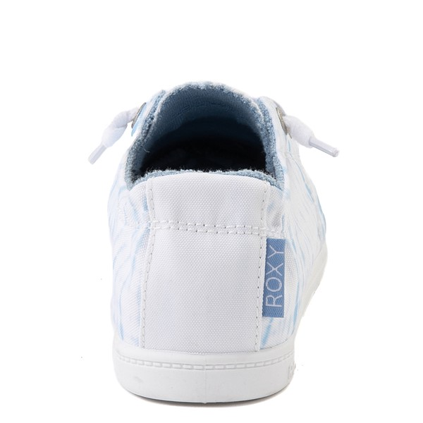 alternate view Womens Roxy Bayshore Tie Dye Casual Shoe - BlueALT4