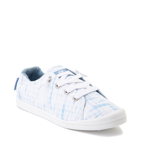 alternate view Womens Roxy Bayshore Tie Dye Casual Shoe - BlueALT5