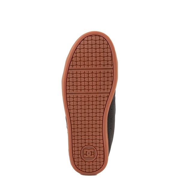 alternate view Mens DC Net Skate Shoe - Gray / Black / GumALT5