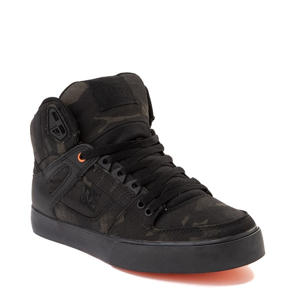Alternate view of Mens DC Pure Hi WC TX SE Skate Shoe