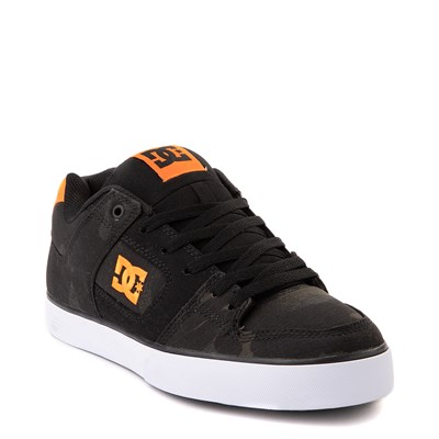 Alternate view of Mens DC Pure TX SE Skate Shoe