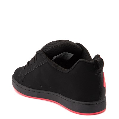 Alternate view of Womens DC Court Graffik Skate Shoe