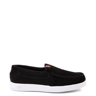 Main view of Womens DC Villain 2 Skate Shoe - Black
