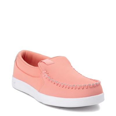 Alternate view of Womens DC Villain 2 Skate Shoe - Coral