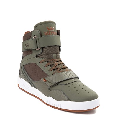 Alternate view of Mens Supra Breaker Skate Shoe