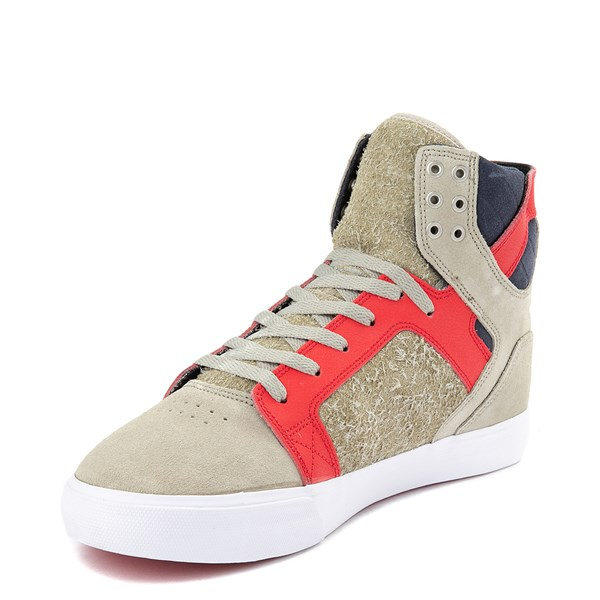 alternate view Mens Supra Skytop Skate ShoeALT3