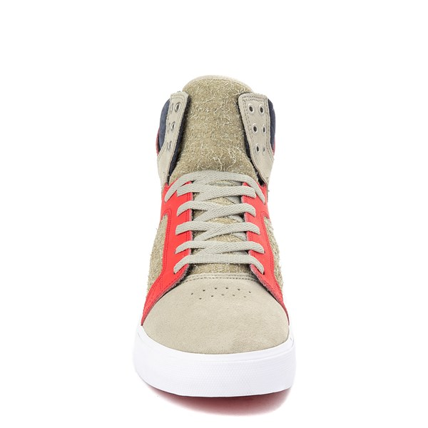 alternate view Mens Supra Skytop Skate ShoeALT4