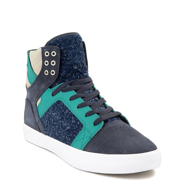 alternate view Mens Supra Skytop Hi Skate ShoeALT1