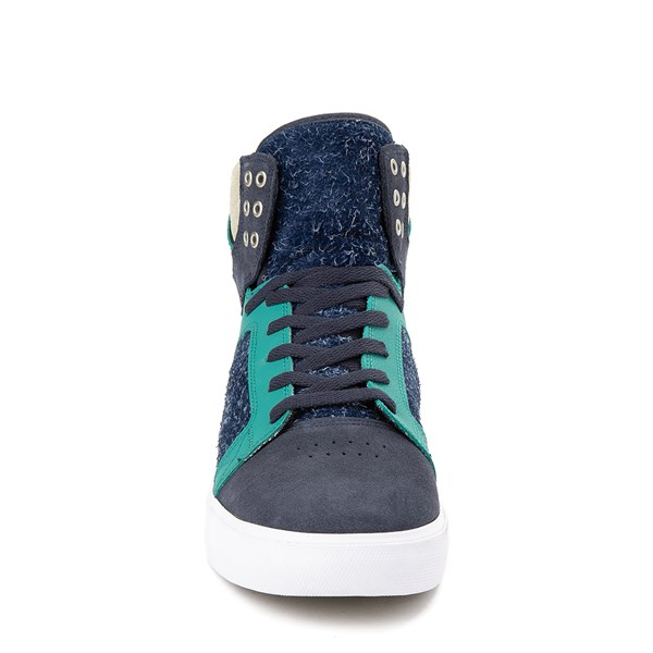alternate view Mens Supra Skytop Hi Skate ShoeALT4