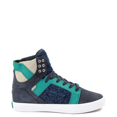 Main view of Mens Supra Skytop Skate Shoe