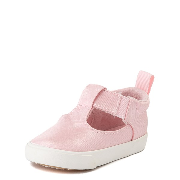 alternate view TOMS Early Walker Joon Casual Shoe - Baby / Toddler - Pink GlitzALT3
