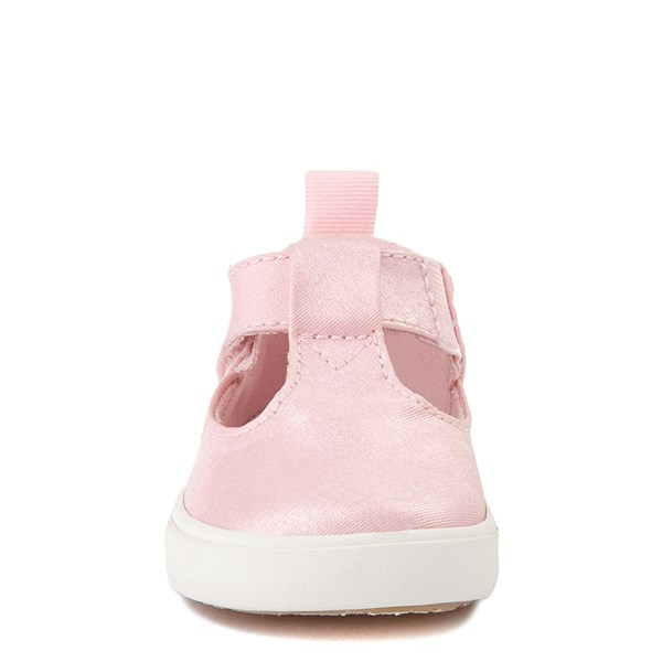 alternate view TOMS Early Walker Joon Casual Shoe - Baby / Toddler - Pink GlitzALT4