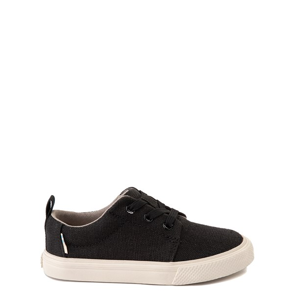 TOMS Carlito Casual Shoe - Baby / Toddler / Little Kid - Black
