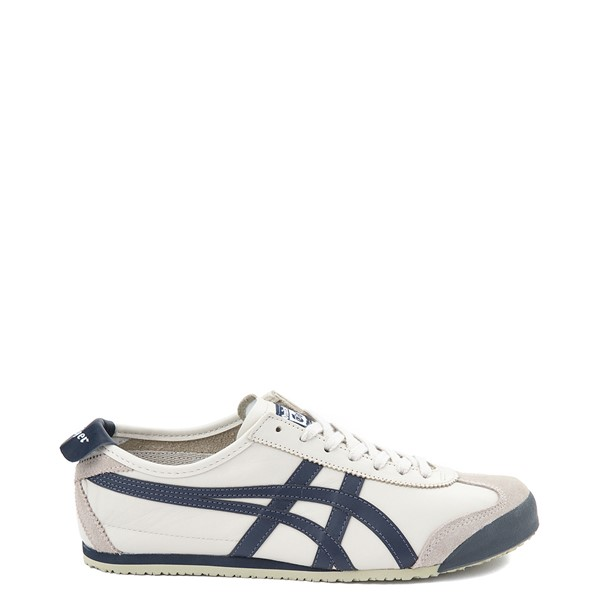 Mens Onitsuka Tiger Mexico 66 Athletic Shoe - Birch / India Ink