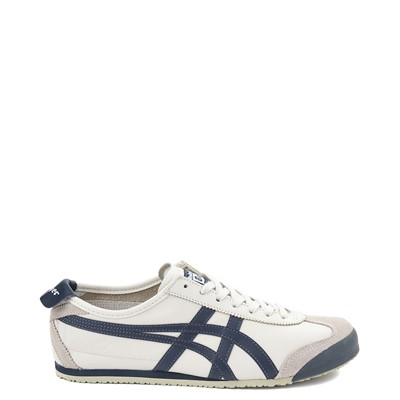 Main view of Mens Onitsuka Tiger Mexico 66 Athletic Shoe - Birch / India Ink