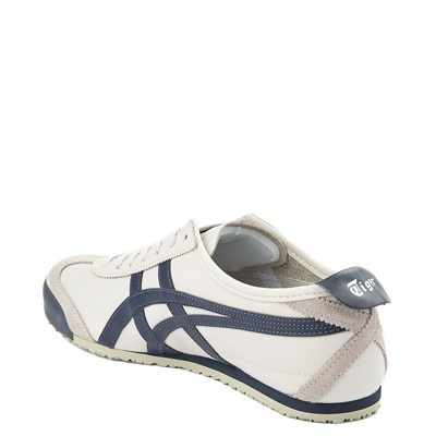 Alternate view of Mens Onitsuka Tiger Mexico 66 Athletic Shoe - Birch / India Ink