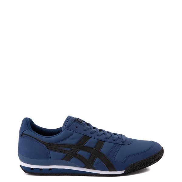 Main view of Mens Onitsuka Tiger Ultimate 81 Athletic Shoe - Midnight / Black