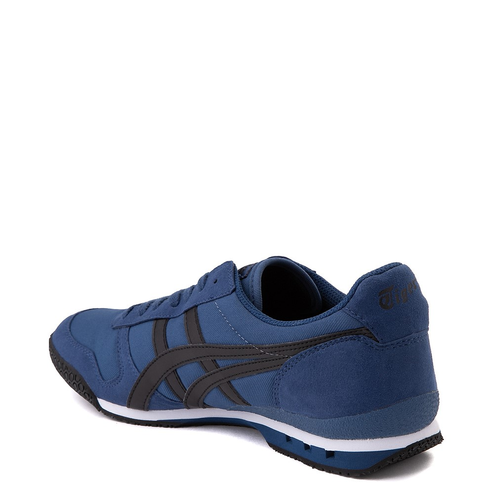 Mens Onitsuka Tiger Ultimate 81 Athletic Shoe Midnight Black