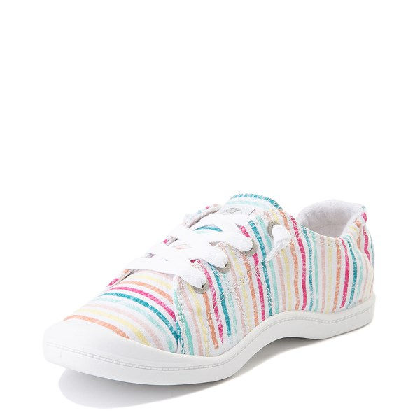 alternate view Womens Roxy Bayshore Casual Shoe - MultiALT3