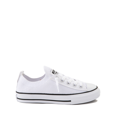 Main view of Converse Chuck Taylor All Star Shoreline Knit Sneaker - Little Kid / Big Kid - White