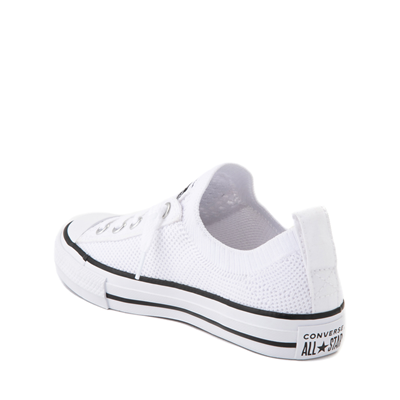 Alternate view of Converse Chuck Taylor All Star Shoreline Knit Sneaker - Little Kid / Big Kid - White